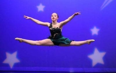 Huntley Studio Dances Away with High Accolades at Local Competitions
