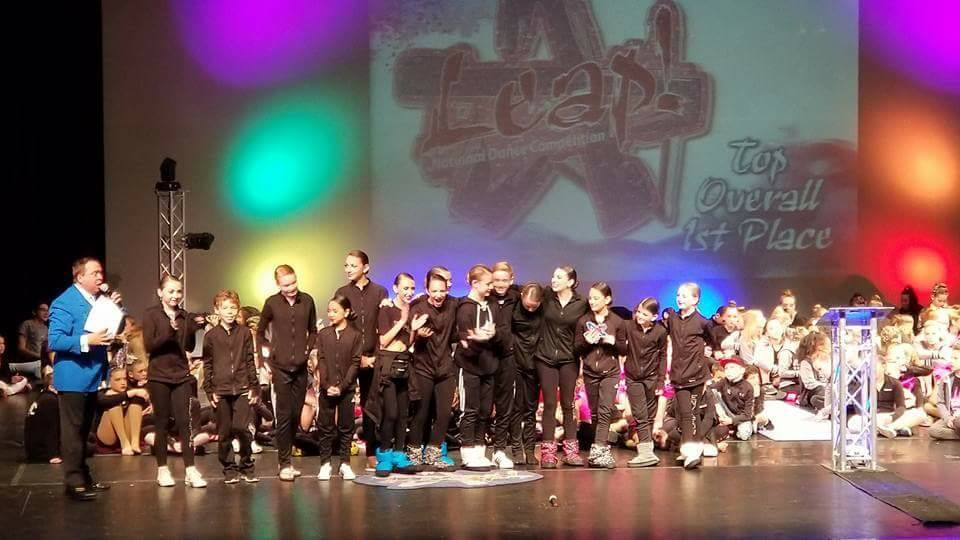 Leap National Dance Competition