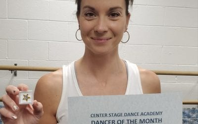September 2019 Dancer of the Month!