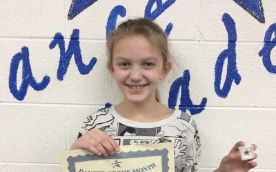 January 2019 E2 Dancer of the Month!
